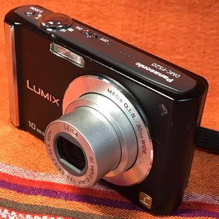 Panasonic - lumix DMC-FS20 1000万画素 4倍ズーム 2GB  SDカード付