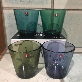 イッタラ(iittala)のイッタラ カルティオ グラス 210ml(グラス/カップ)