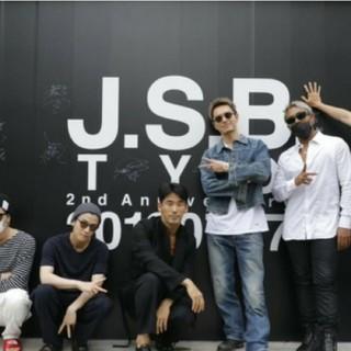 サンダイメジェイソウルブラザーズ(三代目 J Soul Brothers)のJSB  Tyo  Tシャツ   Mサイズ(Tシャツ/カットソー(半袖/袖なし))