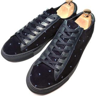エンポリオアルマーニ(Emporio Armani)の【EMPORIO ARMANI】 アルマーニ  スニーカー 26.0cm  革靴(スニーカー)