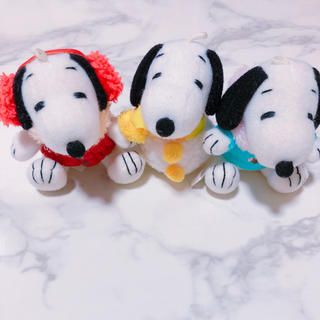 SNOOPY - スヌーピー🌸3点セット