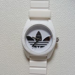 eb4081c4af アディダス(adidas)のアディダス時計 adidas ADH2920 白 ホワイト 腕時計(腕時計)
