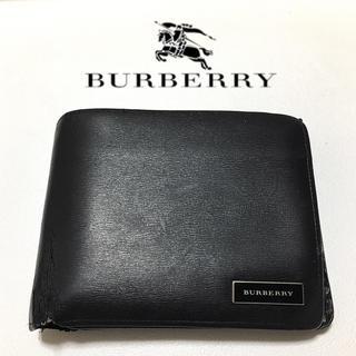 バーバリー(BURBERRY)のBURBERRY 二つ折り財布 ジャンク品(折り財布)