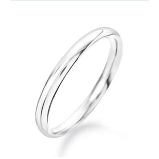 ステンレスリング(10号)金属アレルギー対応(リング(指輪))