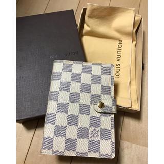 ルイヴィトン(LOUIS VUITTON)のルイヴィトン 手帳カバー(その他)