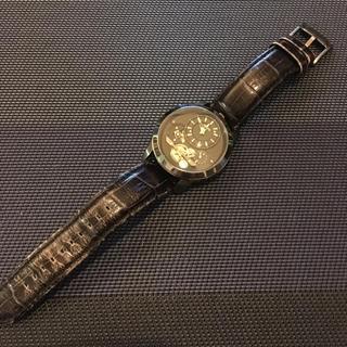 フォッシル(FOSSIL)のジャンク fossil 時計 自動巻(腕時計(アナログ))