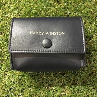 HARRY WINSTON - ハリーウィンストン 非売品 時計 ケース ウォッチ ゴールド