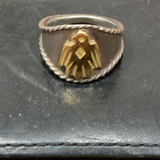 ゴローズ(goro's)のゴローズ  印台イーグルリング19号(リング(指輪))