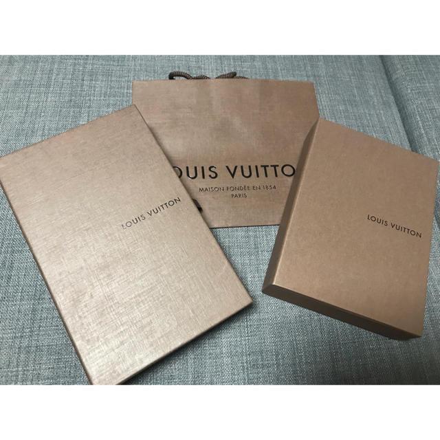 LOUIS VUITTON(ルイヴィトン)のルイヴィトン 空箱 セット その他のその他(その他)の商品写真
