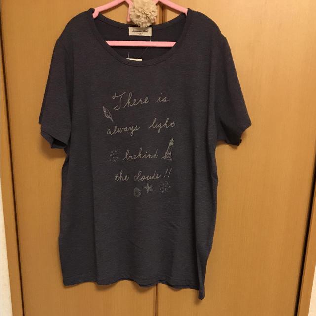 SM2(サマンサモスモス)のイチゴ153さま♪ SM2 灯台プリントTシャツ レディースのトップス(Tシャツ(半袖/袖なし))の商品写真