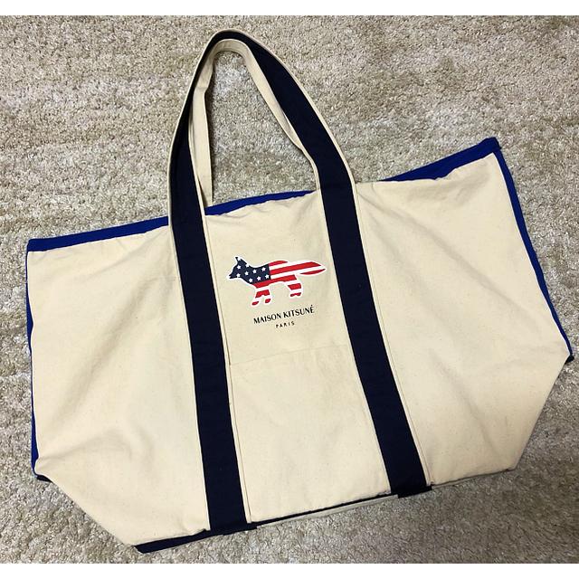 MAISON KITSUNE'(メゾンキツネ)のメゾンキツネ トートバッグ レディースのバッグ(トートバッグ)の商品写真