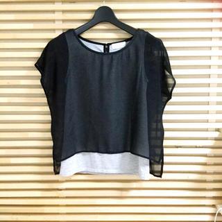 アーバンリサーチ(URBAN RESEARCH)のシースルーTシャツ 【アーバンリサーチ】(Tシャツ(半袖/袖なし))