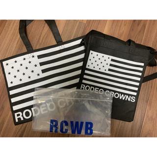 ロデオクラウンズワイドボウル(RODEO CROWNS WIDE BOWL)の☆ショップ袋☆RCWB (ショップ袋)