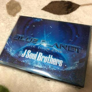 サンダイメジェイソウルブラザーズ(三代目 J Soul Brothers)の3代目 ライブDVD(ミュージック)