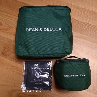 ディーンアンドデルーカ(DEAN & DELUCA)の*お値下げ中*DEAN&DELUCA 保冷バッグ三点セット(弁当用品)