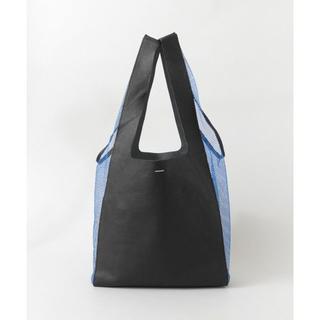 PAPILLONNER - 新品 SEEKER×Caede ショッパー型 レザートートバッグ