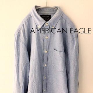 American Eagle - AMERICAN EAGLE 長袖シャツ M アメリカンイーグル