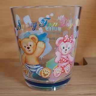 ダッフィー(ダッフィー)のサニーファン スーベニア カップ(グラス/カップ)