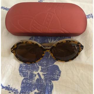 ヴィヴィアンウエストウッド(Vivienne Westwood)のVivienneWestwood 新品未使用サングラス VW7759-DM(サングラス/メガネ)