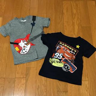 ベルメゾン(ベルメゾン)のディズニー Tシャツ 110 ☆ セット(Tシャツ/カットソー)