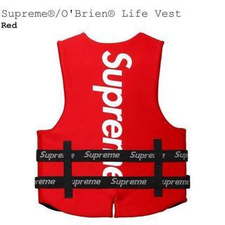 シュプリーム(Supreme)の Supreme Life Vest Lサイズ(ベスト)