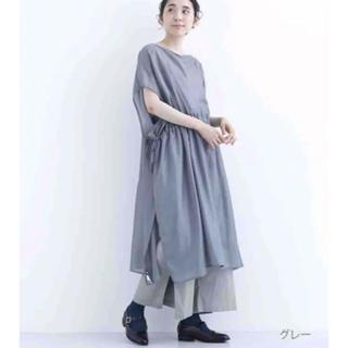 メルロー(merlot)のメルロー シースルー ワンピース(ミディアムドレス)