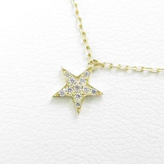 AHKAH - AHKAH エトワール パヴェ ネックレス K18ダイヤモンド