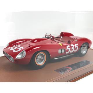 フェラーリ(Ferrari)のBBR 1/18 フェラーリ 315S Mille Miglia 1957 優勝(ミニカー)