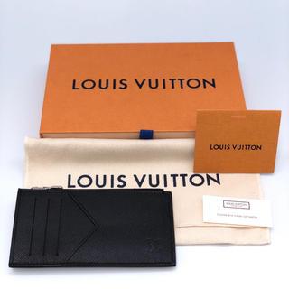 ルイヴィトン(LOUIS VUITTON)のLouis Vuitton タイガ コイン・カードホルダー・薄型財布(新品)(コインケース/小銭入れ)