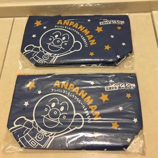アンパンマン(アンパンマン)のアンパンマン 保冷バッグ⚫︎保冷袋  2点セット 【新品】(弁当用品)