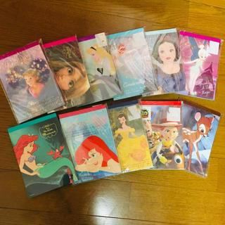 ディズニー(Disney)の新品未開封 ディズニー デルフィーノ メモ セット(ノート/メモ帳/ふせん)
