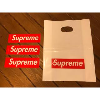 シュプリーム(Supreme)のsupreme*ステッカー3枚セット(その他)