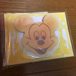 ディズニー(Disney)のパンケーキメモ ディズニー(ノート/メモ帳/ふせん)