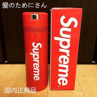 シュプリーム(Supreme)のsupreme tuff mug シュプリーム 水筒 象印 赤(日用品/生活雑貨)