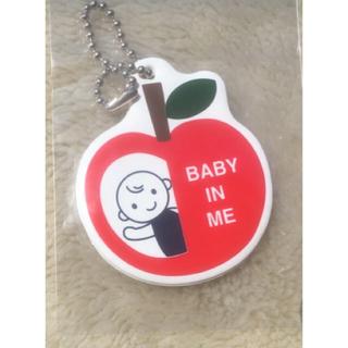 ファミリア(familiar)の妊婦 マタニティ マーク BABY IN ME(マタニティ)