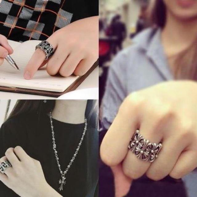 指輪 リング メンズリング レディース ユニセックス 新品未使用 人気商品  メンズのアクセサリー(リング(指輪))の商品写真