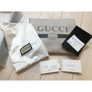 グッチ(Gucci)のグッチ GUCCI クラッチバッグ セカンドバッグ 正規品(セカンドバッグ/クラッチバッグ)