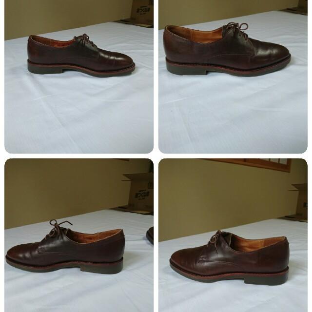 Cole Haan(コールハーン)のコールハーン  革靴 ビジネスシューズ  24センチ  プレーントゥ メンズの靴/シューズ(ドレス/ビジネス)の商品写真