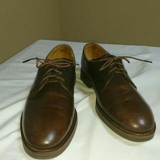 コールハーン(Cole Haan)のコールハーン  革靴 ビジネスシューズ  24センチ  プレーントゥ(ドレス/ビジネス)