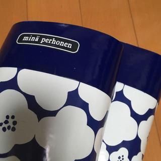 ミナペルホネン(mina perhonen)の【mina  perhonen】レインブーツ(レインブーツ/長靴)
