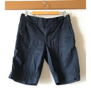 ムジルシリョウヒン(MUJI (無印良品))の無印良品、良品計画、メンズショートパンツ、サイズL(ショートパンツ)