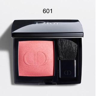 ディオール(Dior)のチーク 601 ホログラム(チーク)