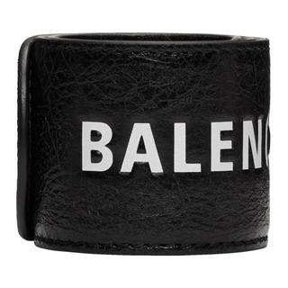バレンシアガ(Balenciaga)のバレンシアガ レザー サイクル ブレスレット(ブレスレット/バングル)