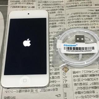 アップル(Apple)のiPod  touch 5世代 32GB  値下げOK!(ポータブルプレーヤー)