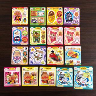 アンパンマン(アンパンマン)の☆アンパンマンシール(12枚 + 5枚)(シール)