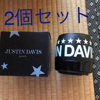 ジャスティンデイビス(Justin Davis)のJUSTIN DAVIS 非売ノベルティマグ2個セットdinex製(その他)
