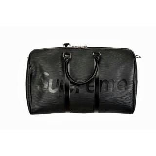 シュプリーム(Supreme)のsupreme旅行ハンドバッグ LOUIS V 夏の旅にぴったり(トラベルバッグ/スーツケース)