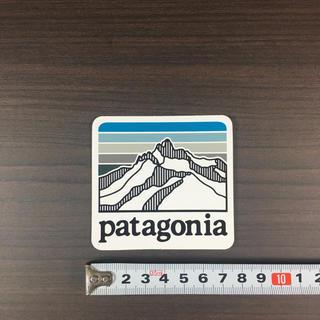 パタゴニア(patagonia)の⑤ パタゴニア ステッカー  1点 ⁑ ライン ロゴ リッジ(サーフィン)