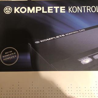 NI Komplete Kontrol S49 開封のみ新品(MIDIコントローラー)