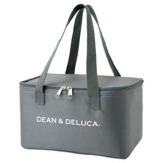 ディーンアンドデルーカ(DEAN & DELUCA)の【新品 未使用】ディーン&デルーカ 付録 保冷バッグ グレー(弁当用品)